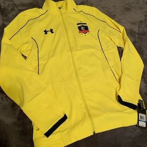 Under armour colo colo soccer jacket